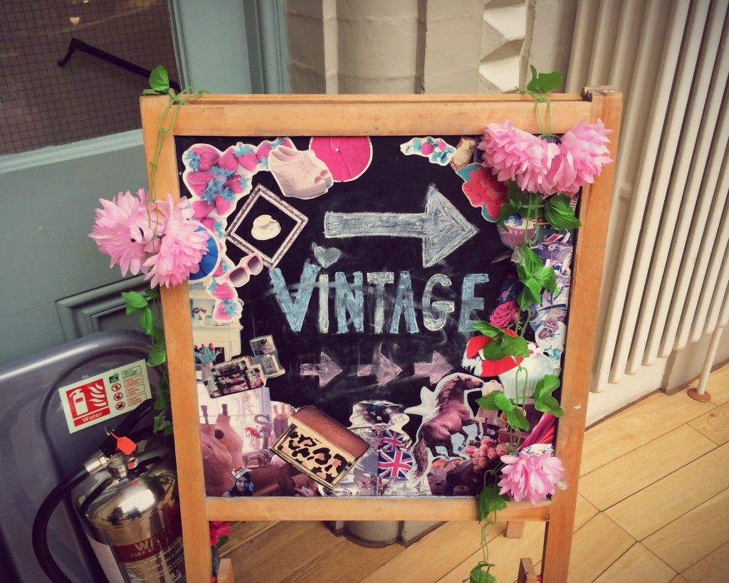 Welcome to the Vintage Fair!