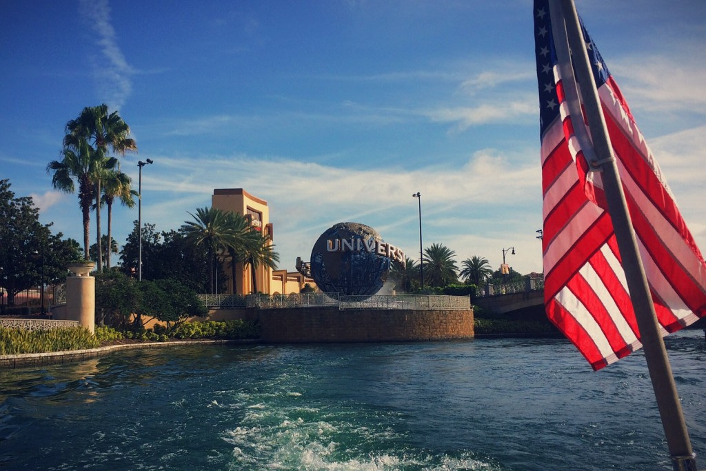 Sailing in to Universal
