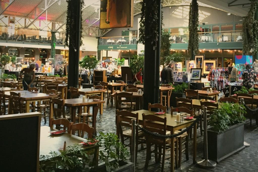 A Glaswegian Artisan Market