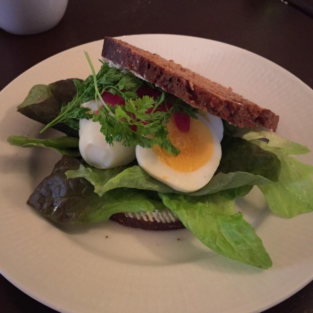 My egg sandwich
