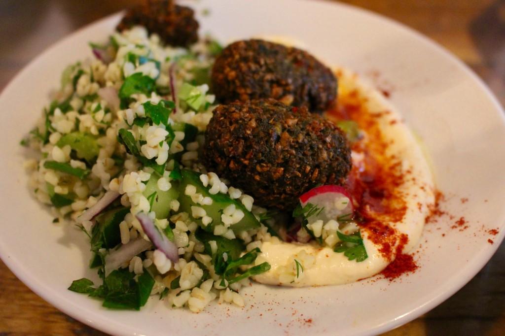 Falafel in Maray