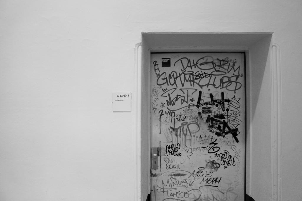 Inside the Kunstraum Kreuzberg