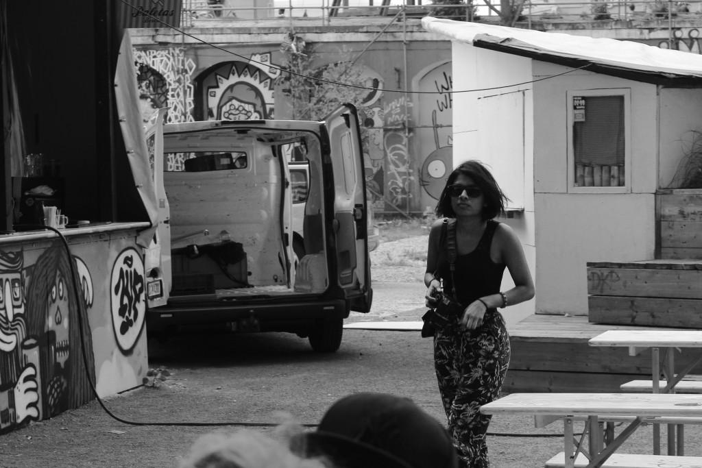 Rhea in Urban Spree