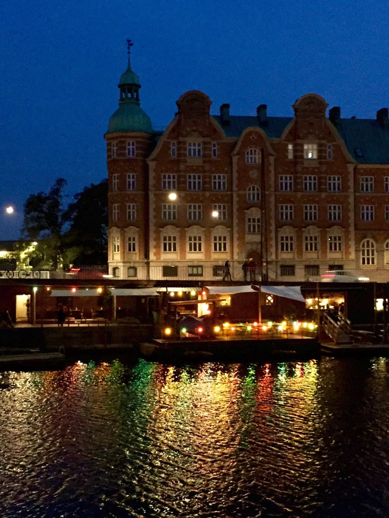Goodbye once more, Copenhagen