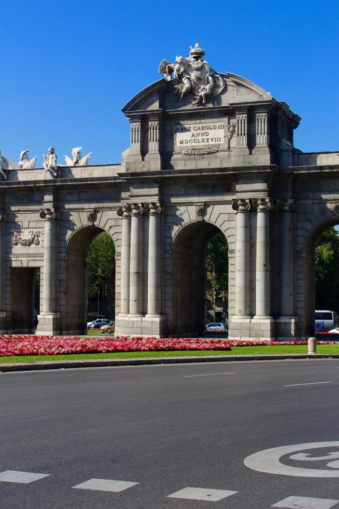 La Puerta De Acalá