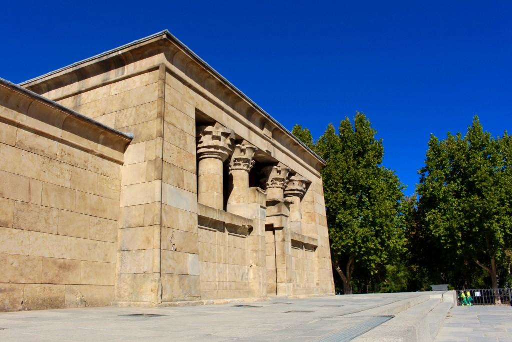 The Temple Façade