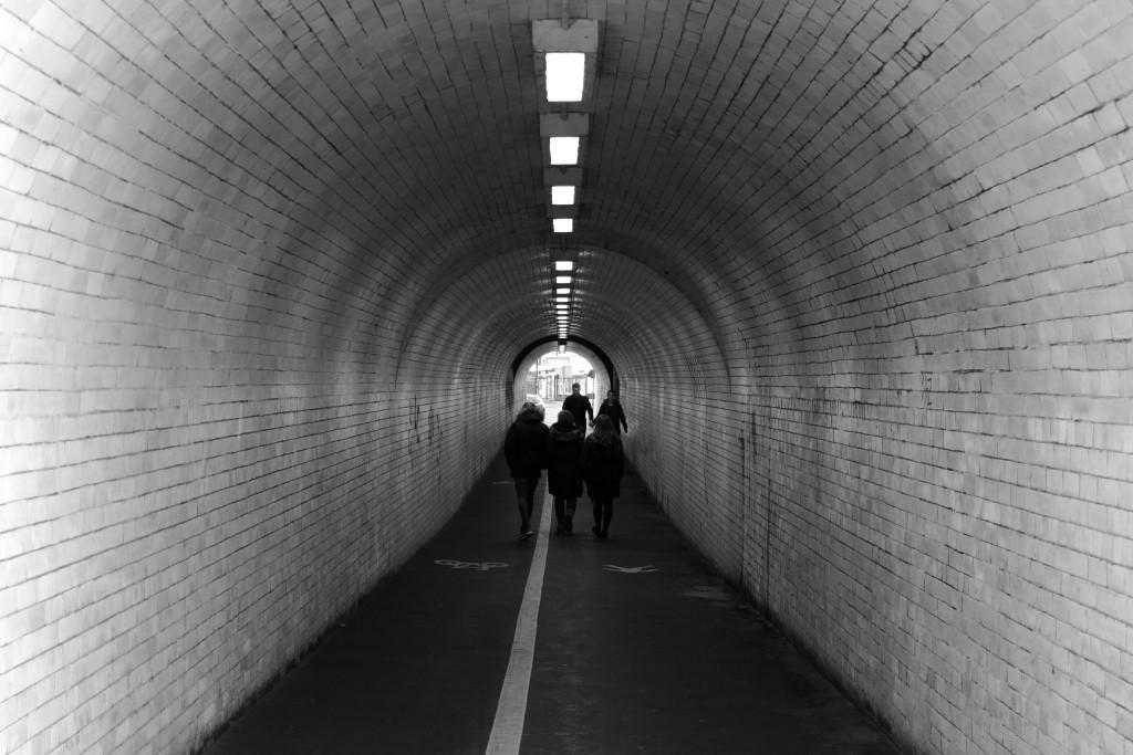 Into York