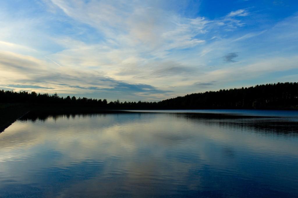 Lovely reservoir