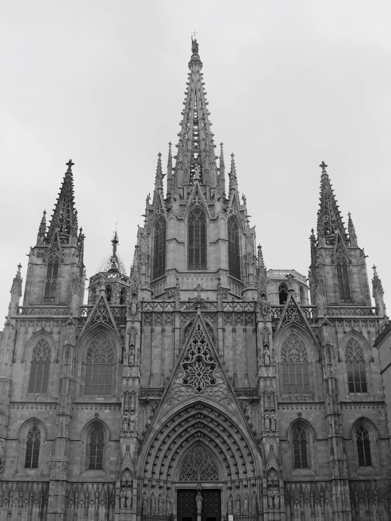 The not-Sagrada-Familia church