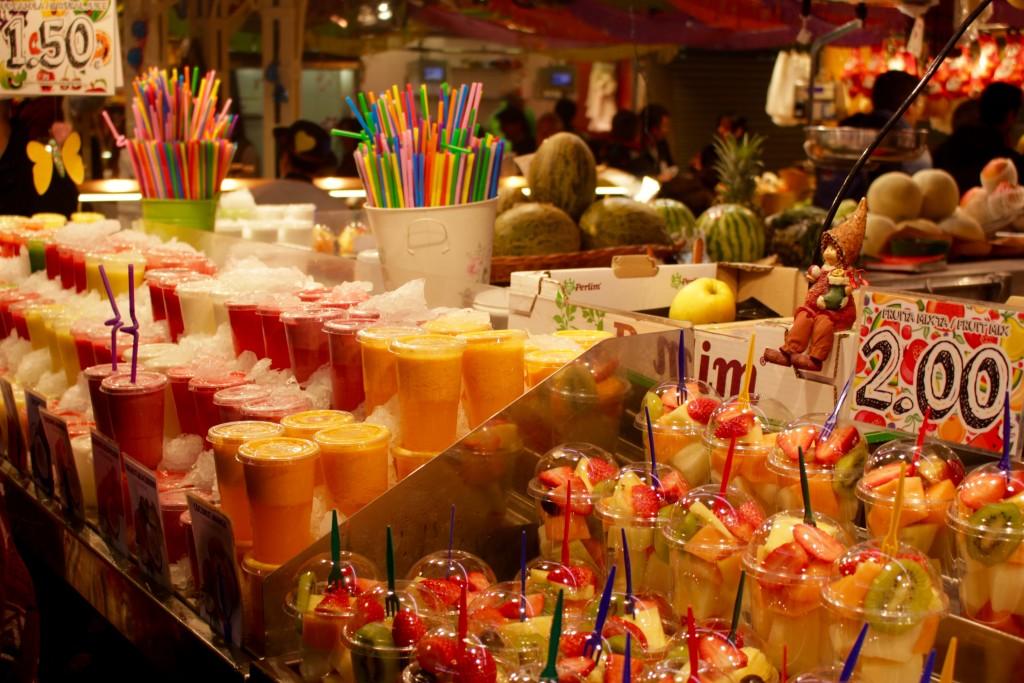 Fruit juice anyone?