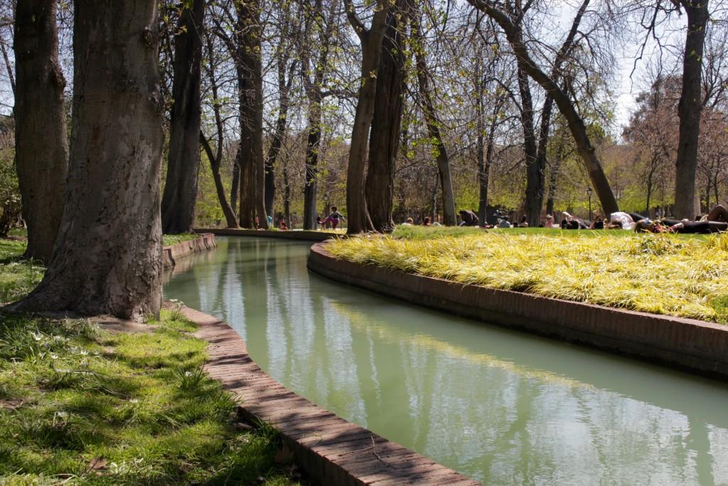 More of Parque del Retiro