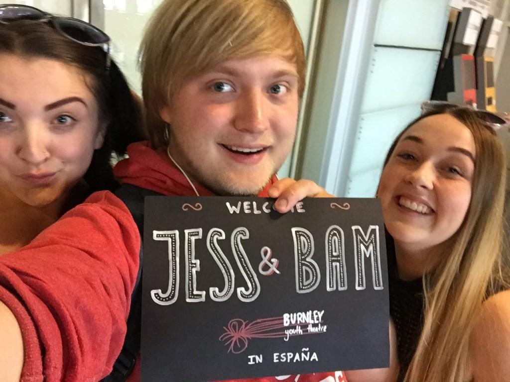 Welcome Jess & Bam!