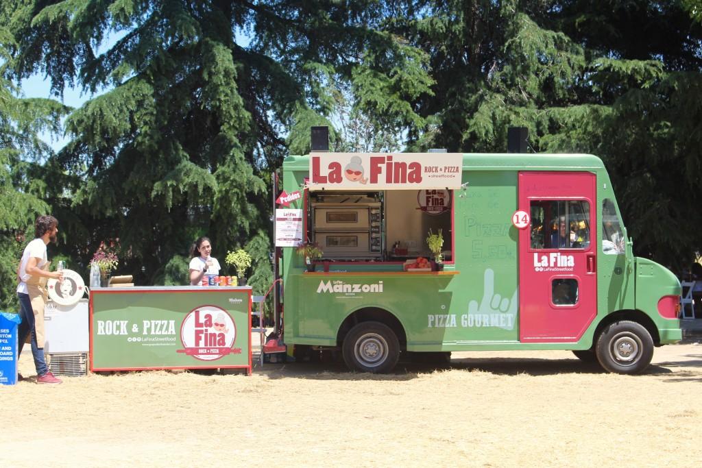Food trucks galore