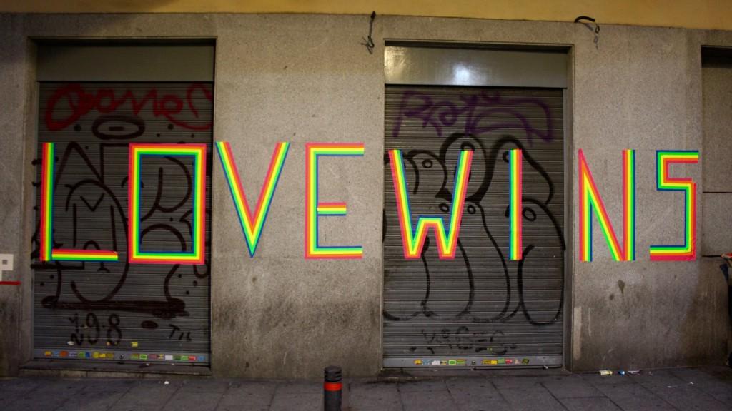 Love wins!
