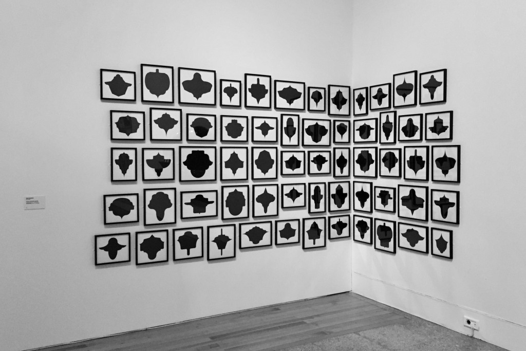 Allan McCollum, Collection of 60 Drawings, 1990