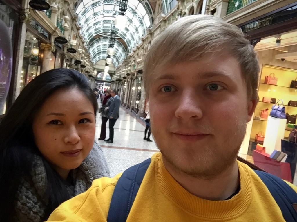 Reunited in Leeds