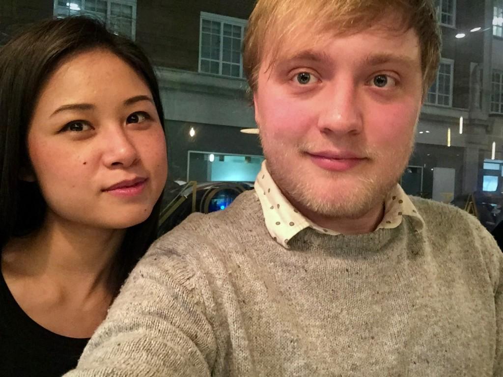 Reunited in London