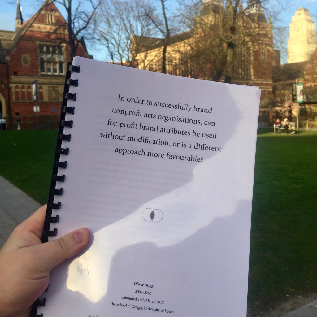 My finished dissertation