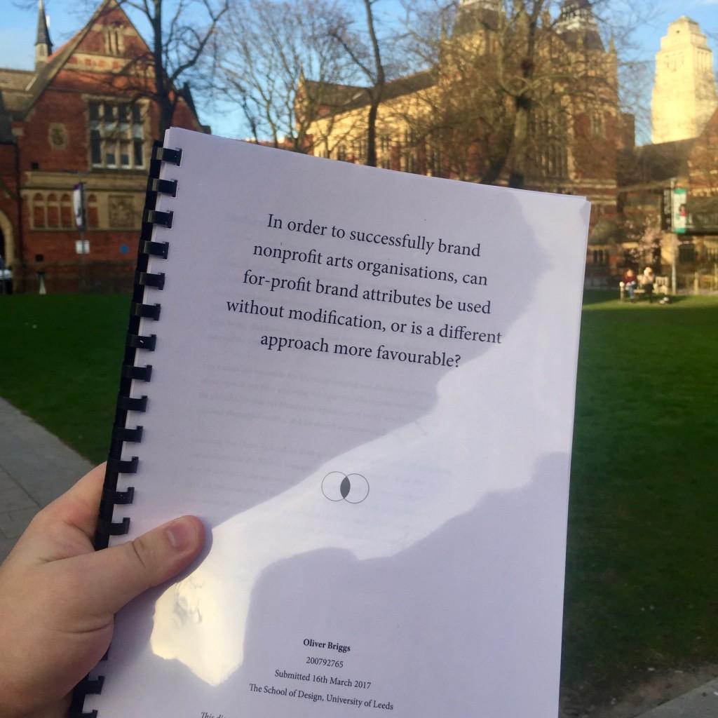 My finished dissertation