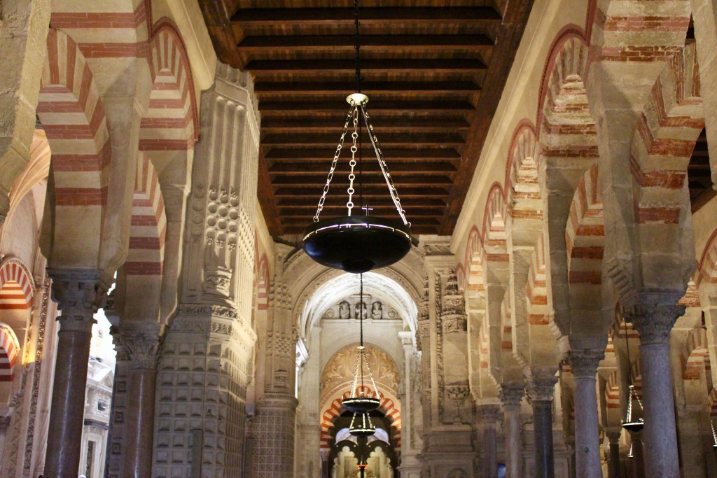 Into the Mosque-Cathedral