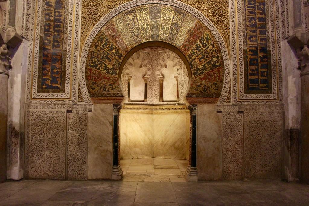 An impressive doorway