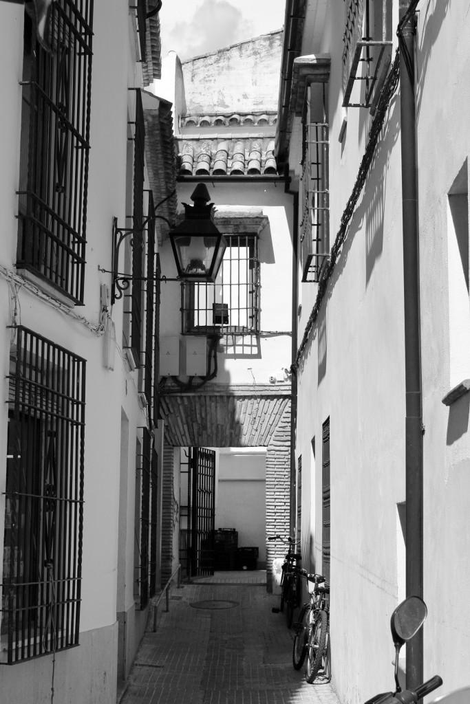 A Córdoba street scene