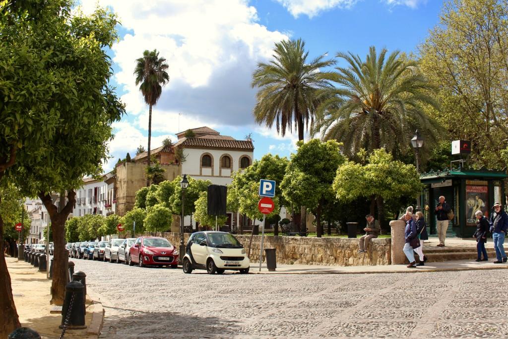 A last look at Córdoba