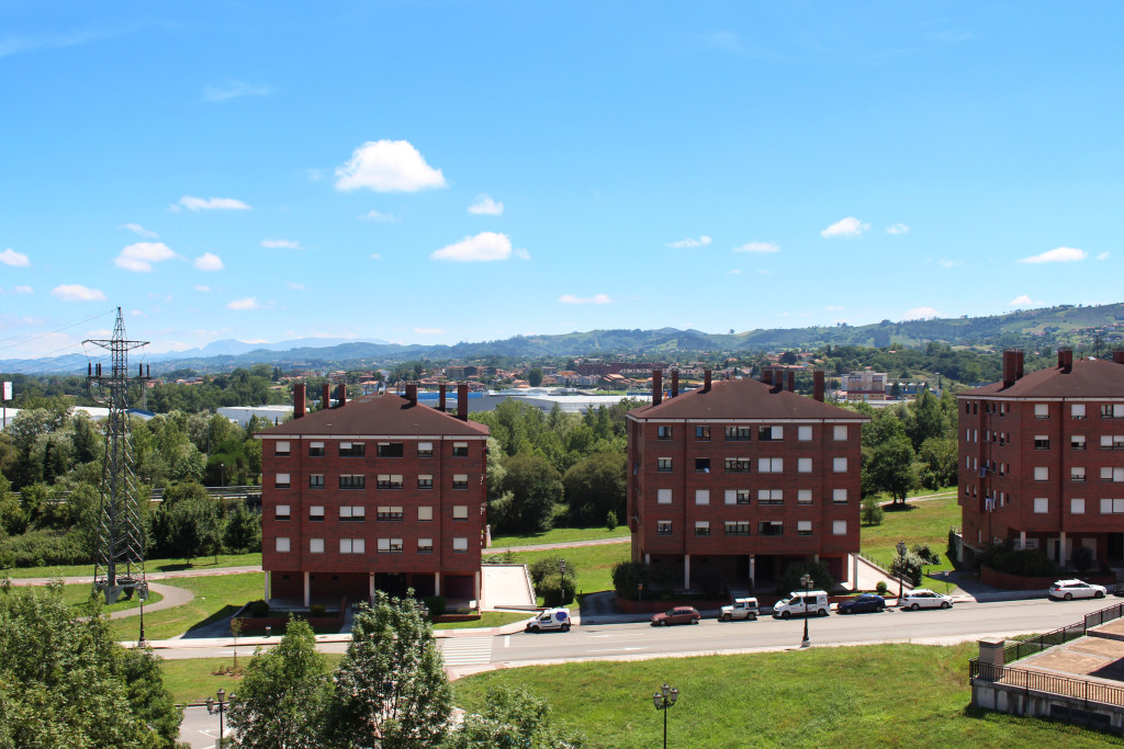 A view over Oviedo