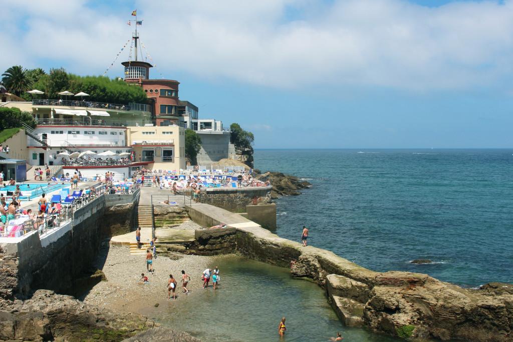 A kooky little resort on the coast