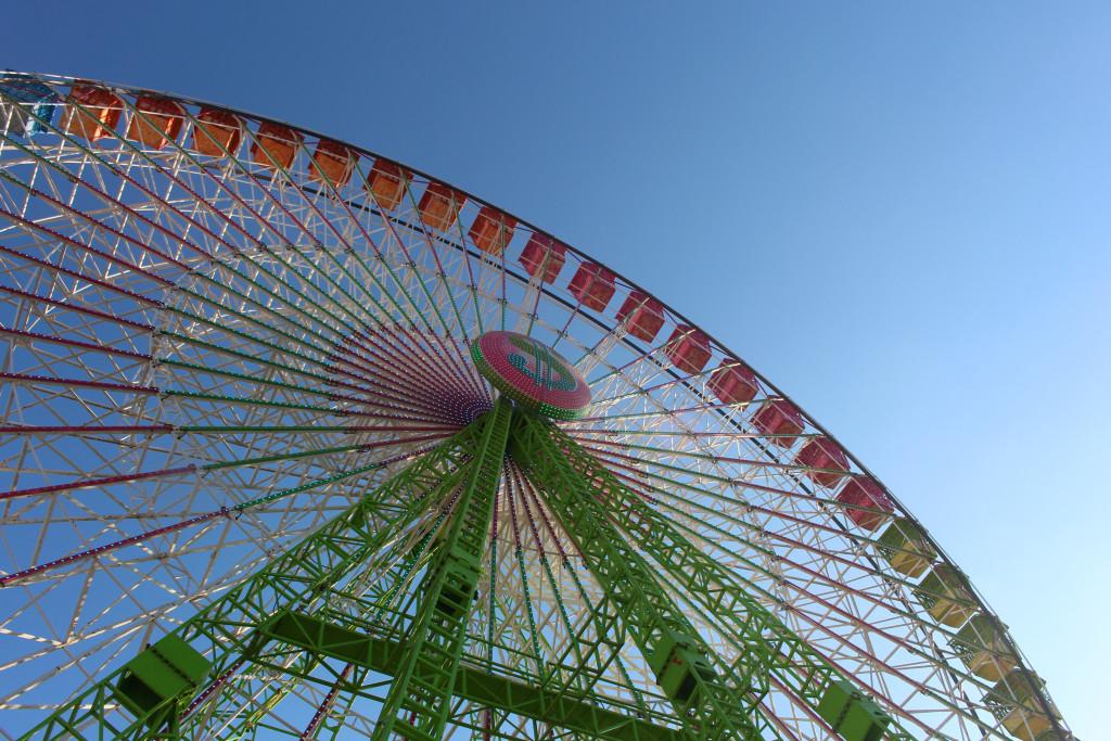 Traversing the fair