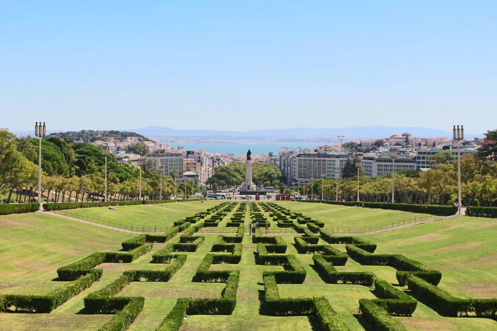 Looking towards Lisbon