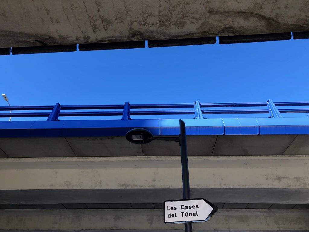 Looking up in Oviedo