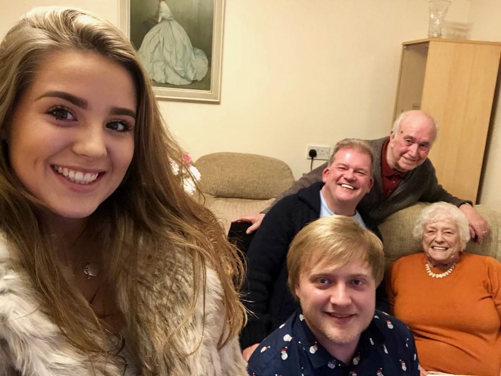 The Briggs family
