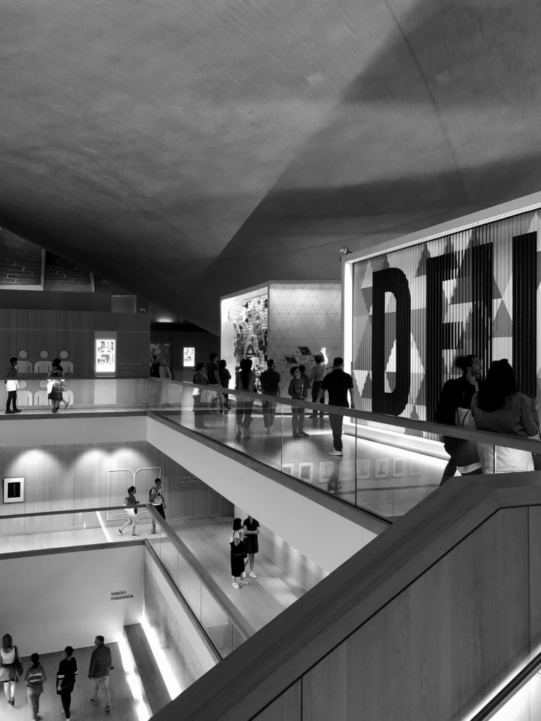 Inside the Design Museum