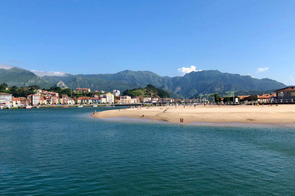 The promised beach