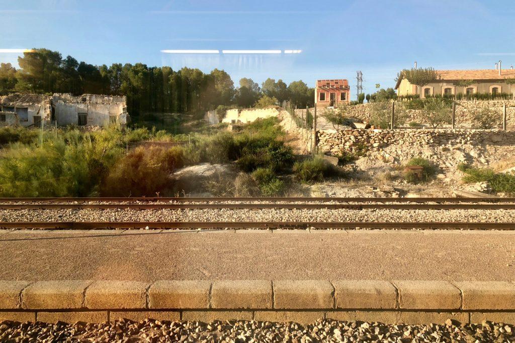 Somewhere in Castilla La Mancha