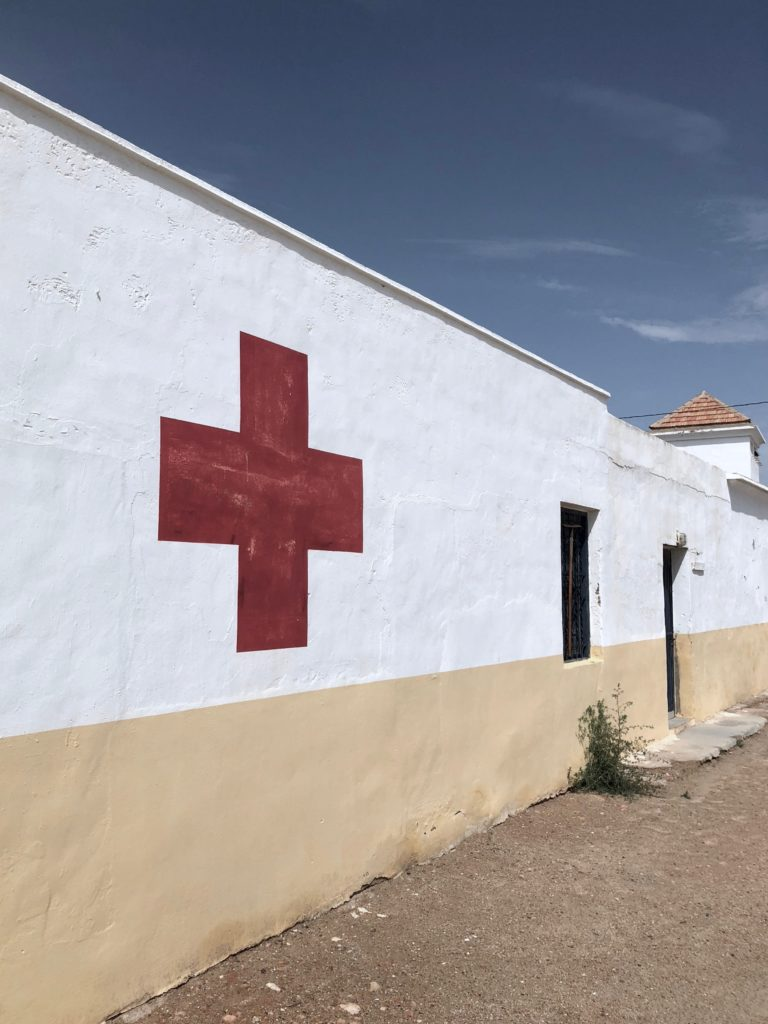 First aid along the way