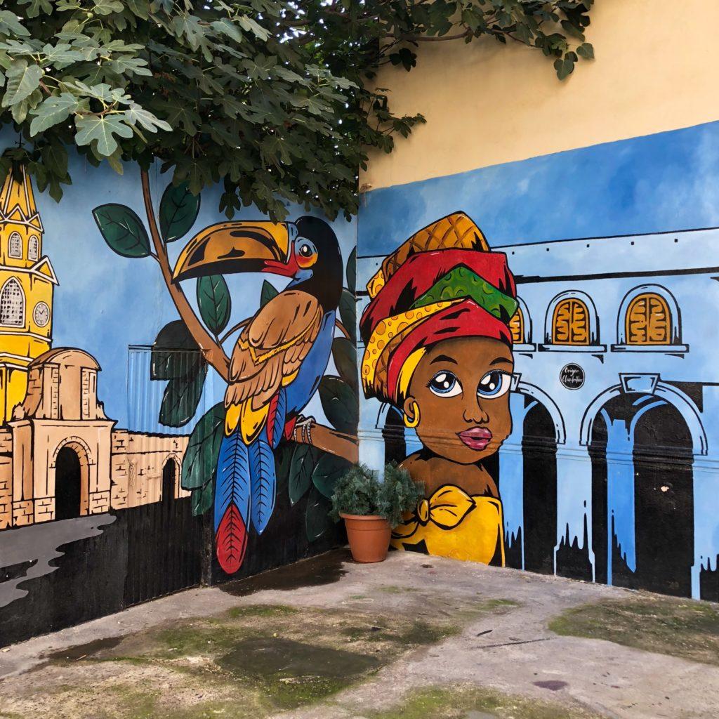 More arte callejero