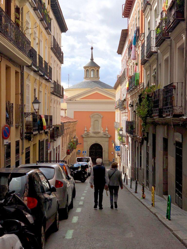 A Saturday stroll through Lavapiés