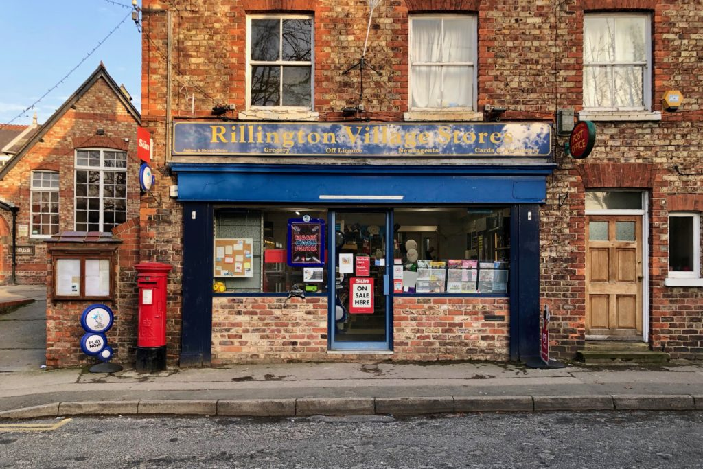 Rillington Post Office
