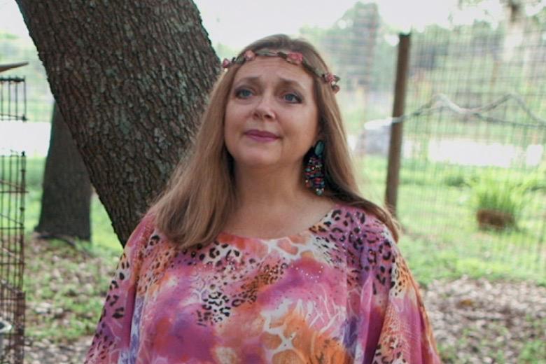 Carole Baskin.